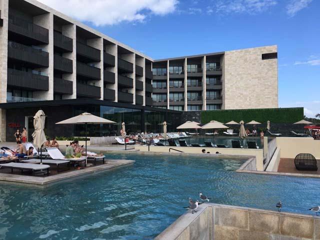 The Grand Hyatt Playa del Carmen