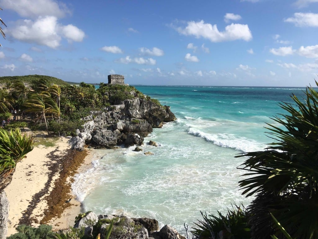 Tulum is always an option as well.