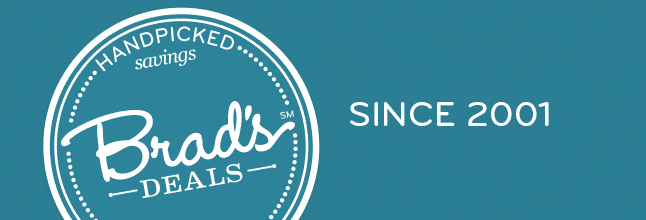 The blog at brads deals on feedspot rss feed when it comes to coupon codes for free shipping weve always got the goods we partner with top merchants all the time to get our readers exclusive deals fandeluxe Images