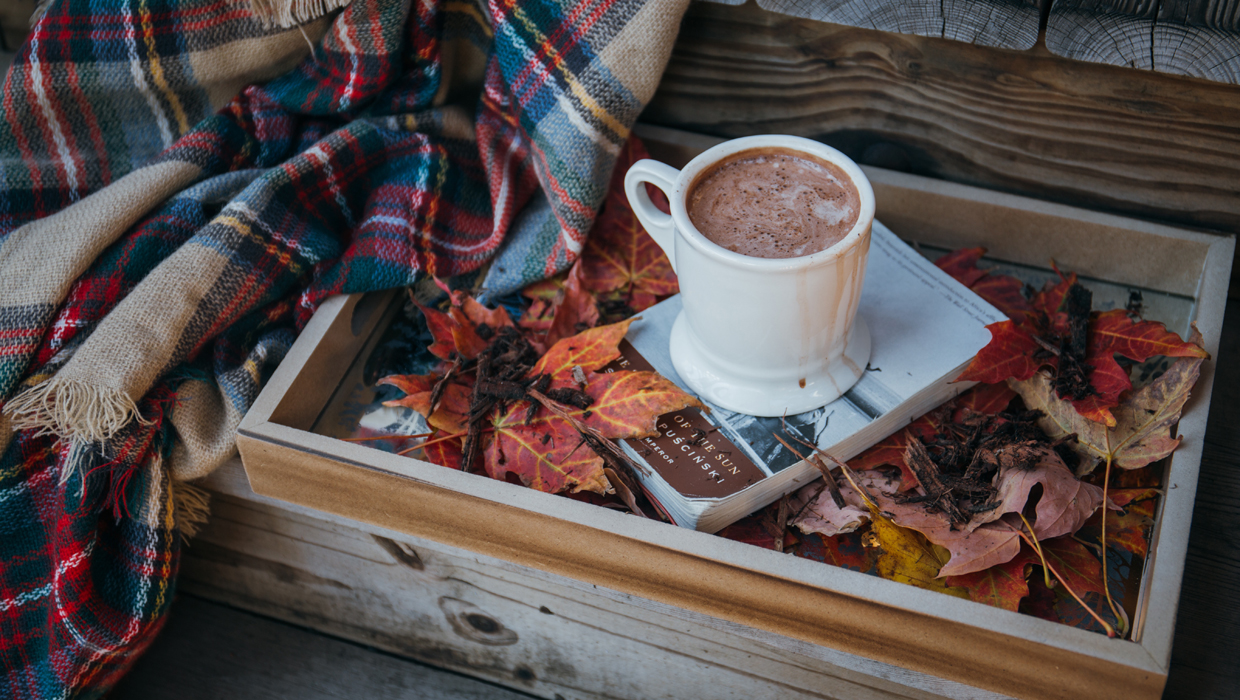 Hygge is the Latest Frugal Trend That's Perfect for Surviving Dark and Dreary Days