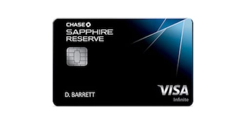 Chase Sapphire National Car Rental Reserve