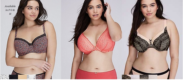 d4e4a1ff6e7a While the sizing selection may not be as vast as what's on sale at HerRoom,  Lane Bryant offers frequent buy one, get one free sales on their brand  Cacique, ...