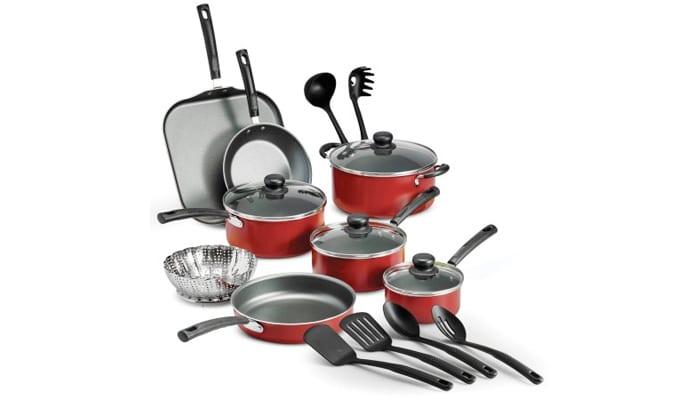 walmart cookware set
