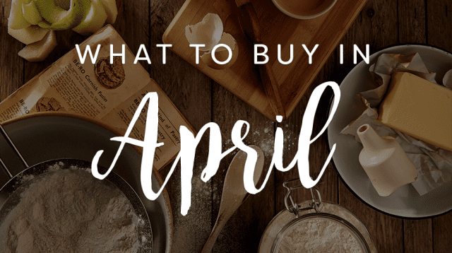 The Best Deals in April