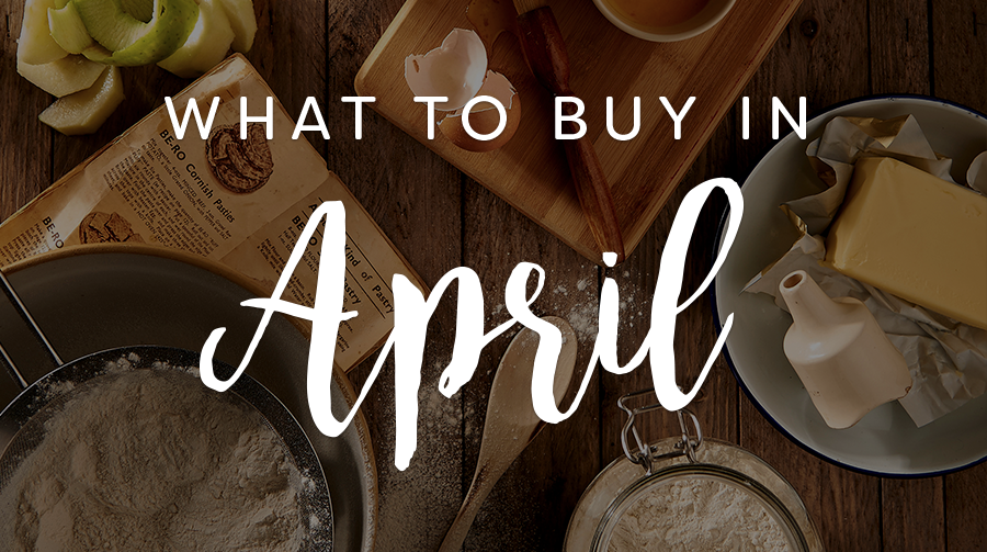 The 8 Best Things to Buy in April