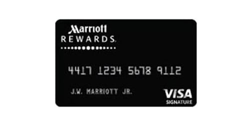 Marriott Rewards Chase