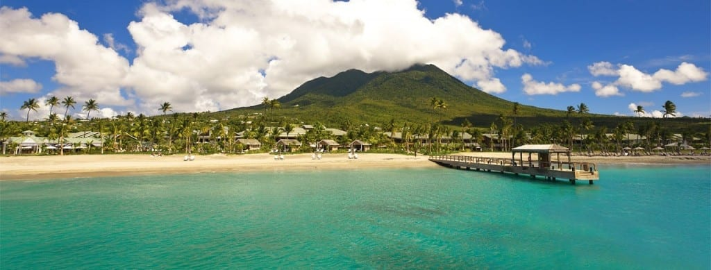 I'm saving 25% on my honeymoon in Nevis with my Citi Prestige Card (Image: Four Seasons)