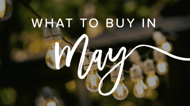 What to Buy in May: Star Wars and Beyond