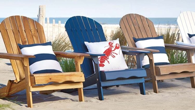 Cool Foldable Adirondack Chair