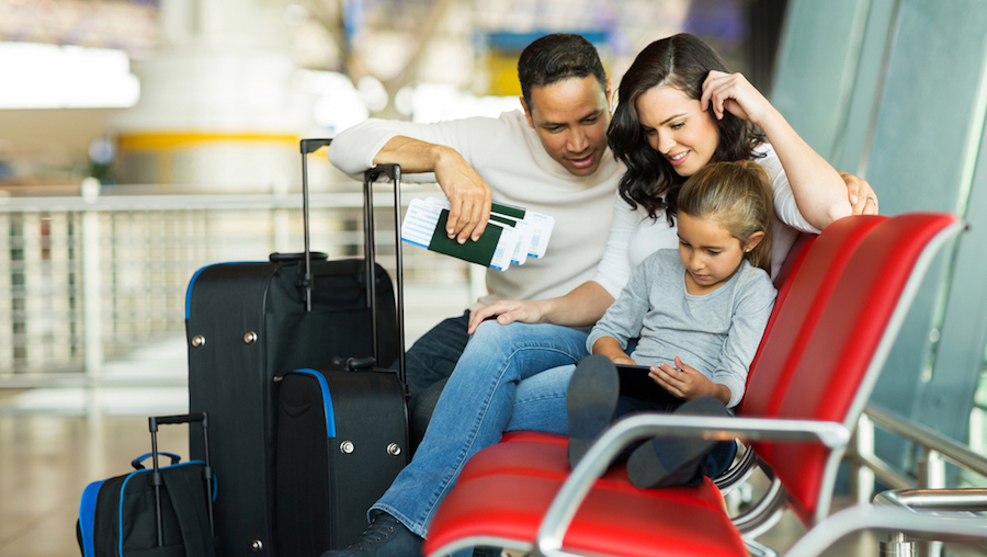 The Best Credit Cards for Family Travel