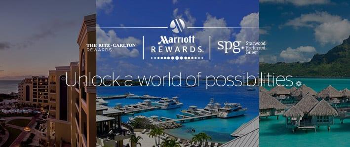 Marriot rewards offer