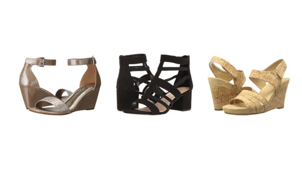 6pm chunky heels