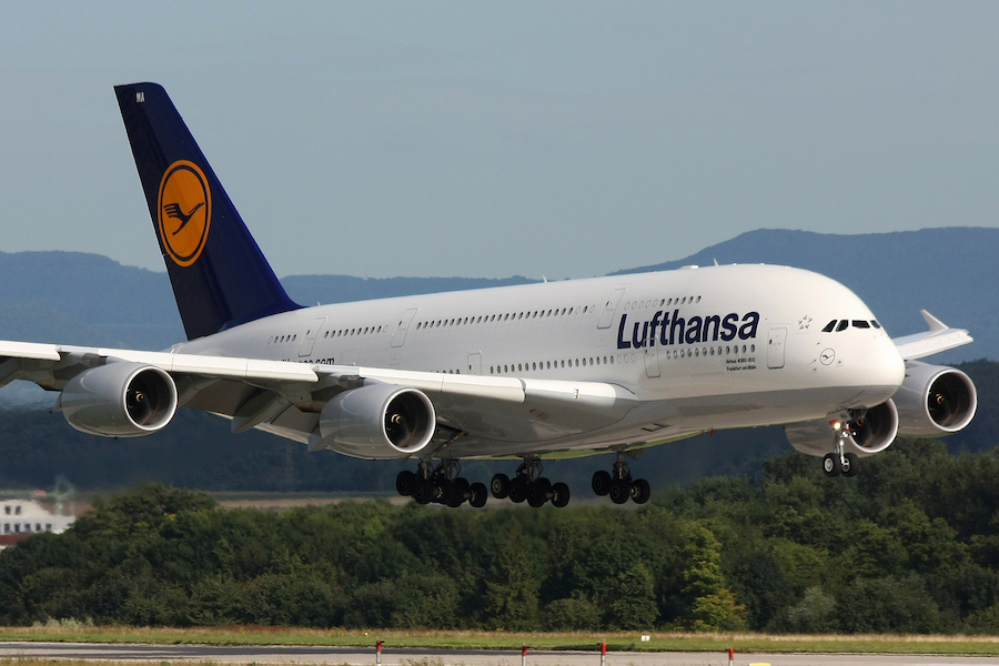 Flying Lufthansa on their A380 will be an unforgettable experience!