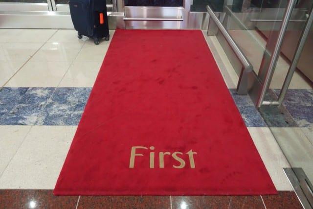 First Class Carpet
