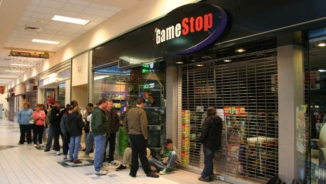 GameStop Will Be Open On Thanksgiving Day In 2017