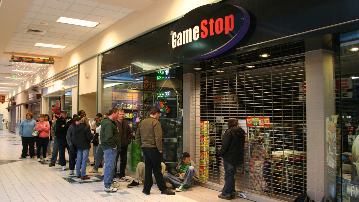 Gamestop black friday sale storefront cover 1240x700