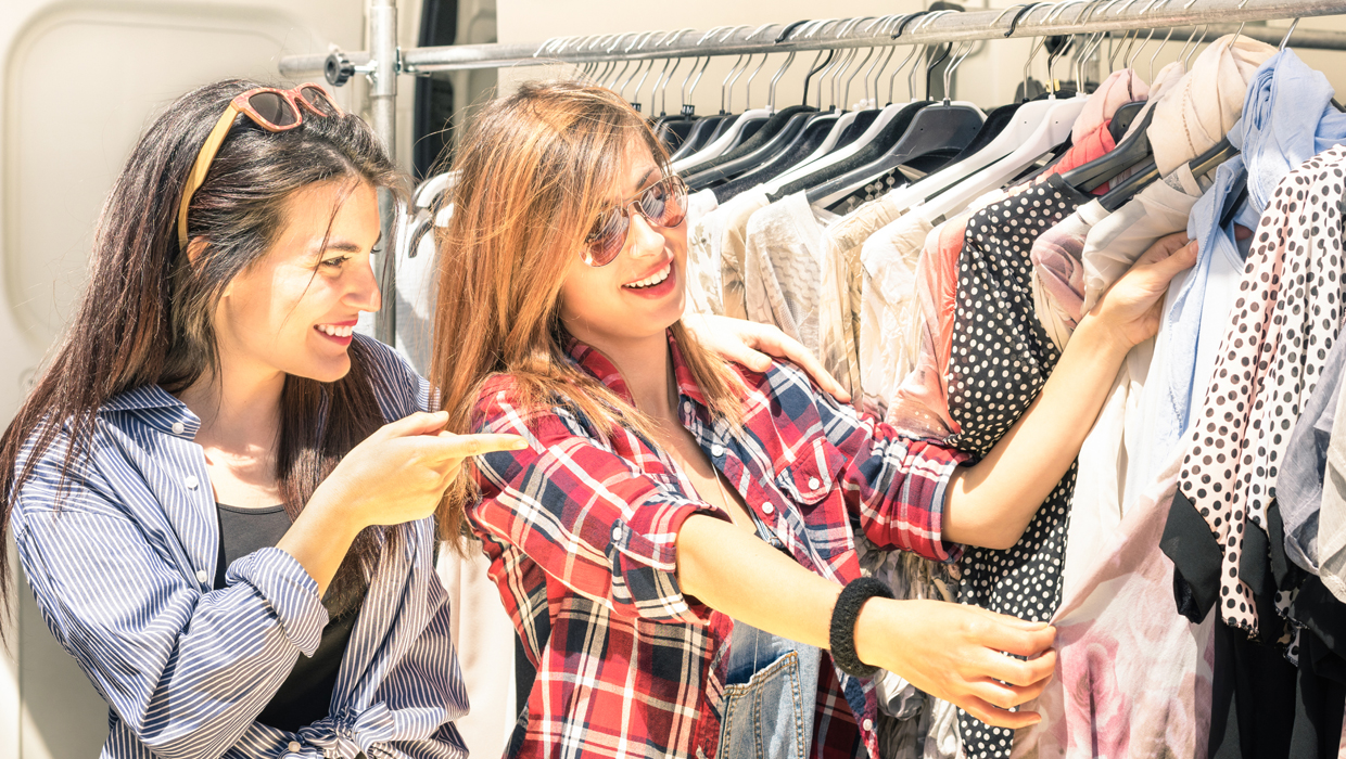 Online Consignment is a New(ish) Way to Save on Clothes with Style