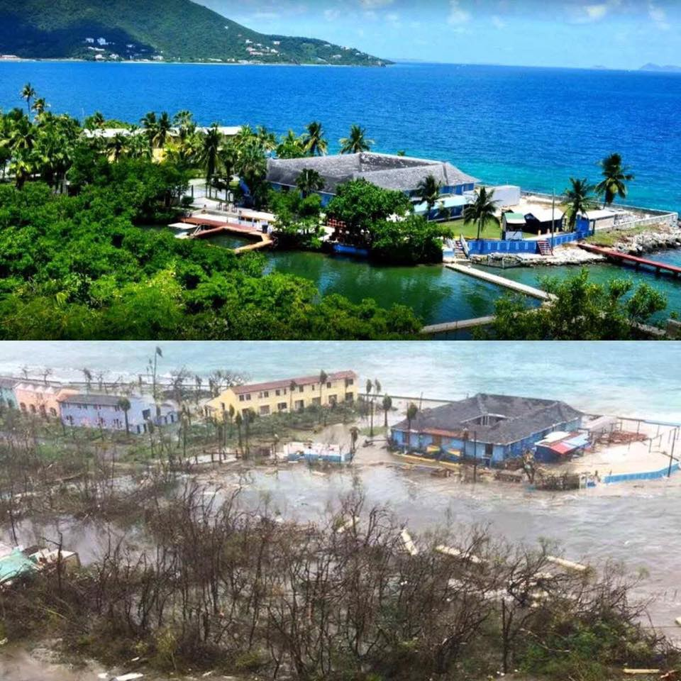 Virgin Islands Hurricane relief Organization