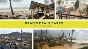 Brad's Deals Cares about the U.S. Virgin Islands