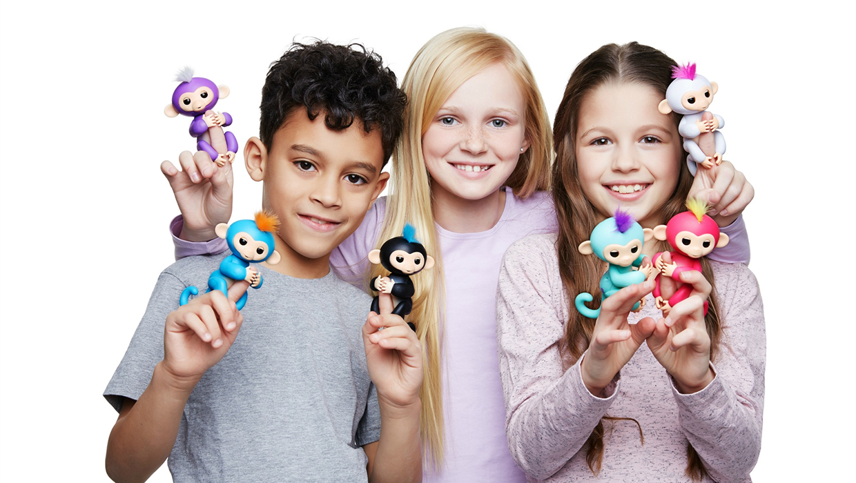 Fingerlings Baby Monkeys: 3 Tips for Finding the Hottest Toy of 2017 Without Getting Ripped Off