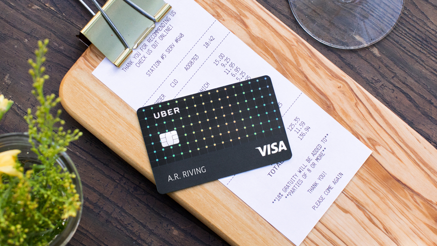The New Uber Visa Credit Card Could Be Everything You've Been Waiting For