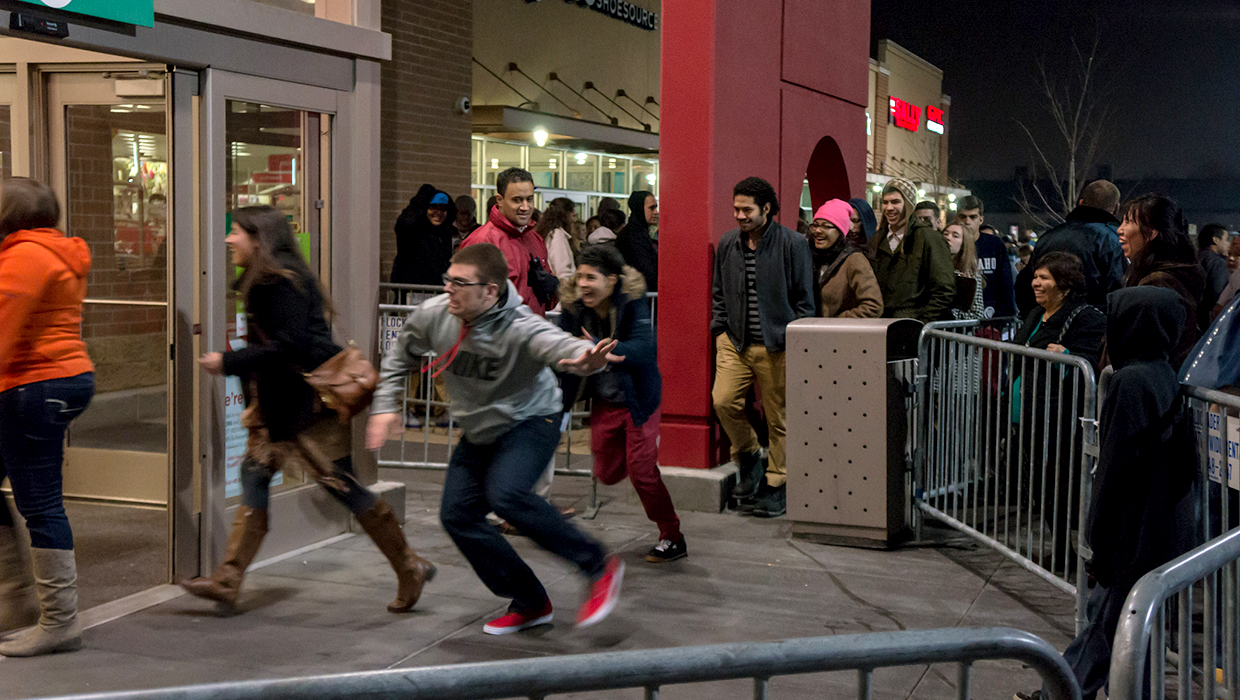 Get Ready, It's Officially Black Friday Season!