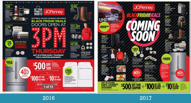 Epic JCPenney black friday vs cover