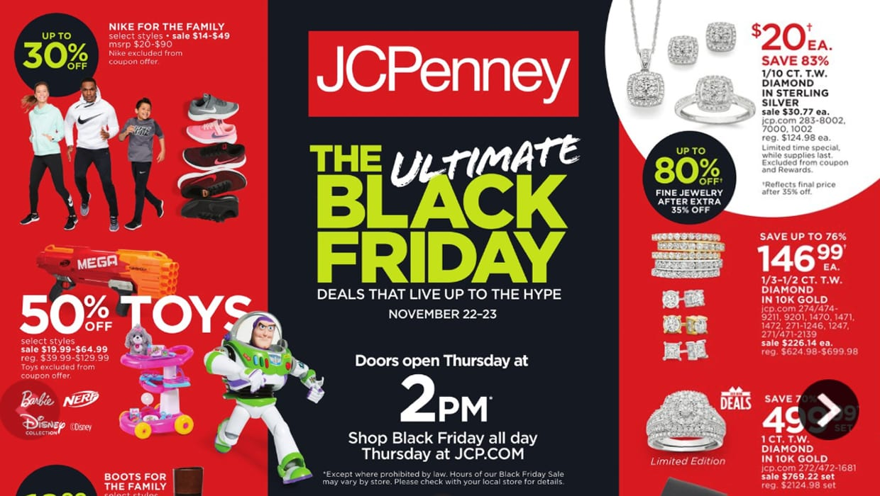 303bd56e731e 15 Best JCPenney Black Friday Deals for 2018