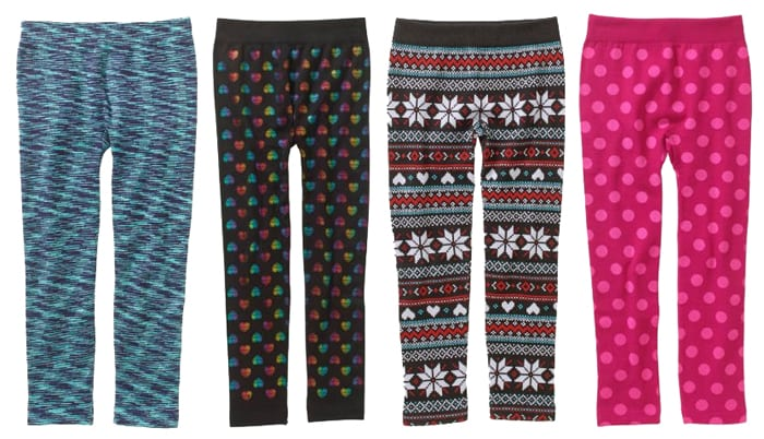 cheap-girls-fleece-lined-leggings-black-friday-deal