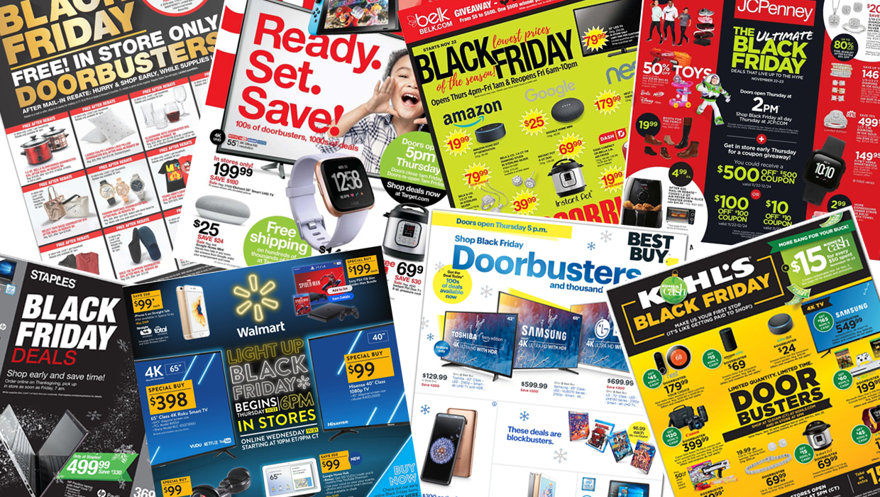 The Best Black Friday Deals Leaked Ads In 2019 Brad S Deals