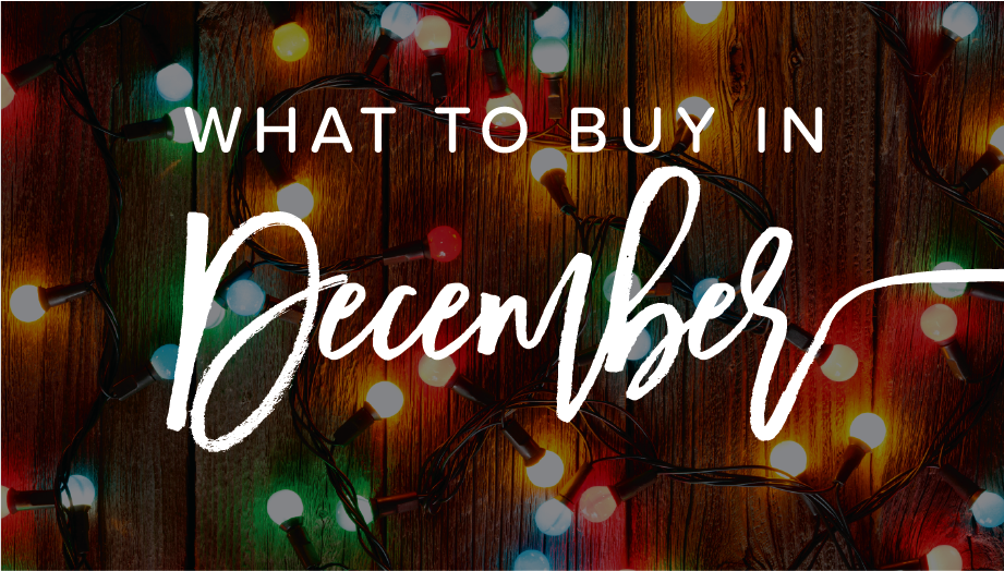 What to Buy In December: Toys, Home Decor, and More