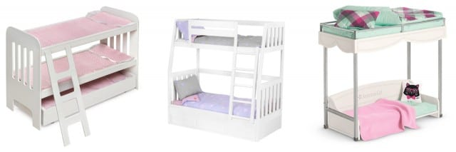 American Girl bunk beds