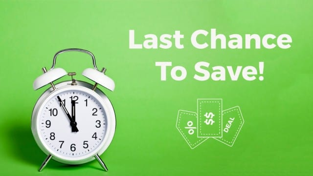 Last Chance! The 10 Best Coupons and Sales Ending This Week