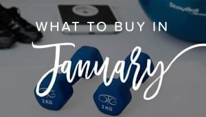 What to Buy in January: Everything You Need for the New Year