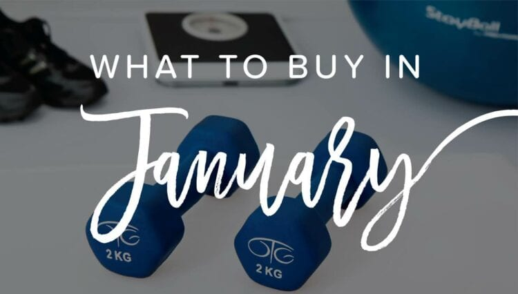 What to buy in jan 01