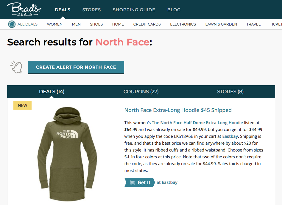 north-face-deal-alert