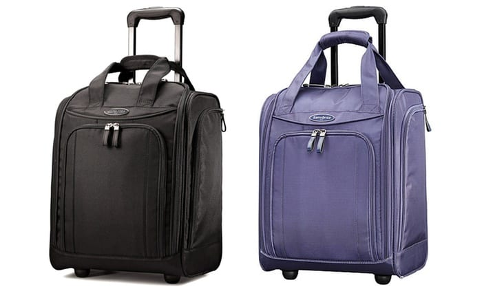cheap-underseat-carry-on-bag-samsonite-deal