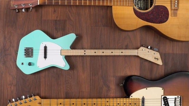 Watch Brad's Deals Unbox Two Loog Guitars, Then Get a Discount on Your Own