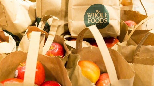 The Amazon Prime Credit Card Now Earns 5% Back at Whole Foods