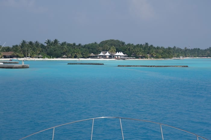 The Sheraton Maldives