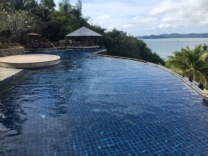 The Westin Siray Bay, Phuket, Thailand