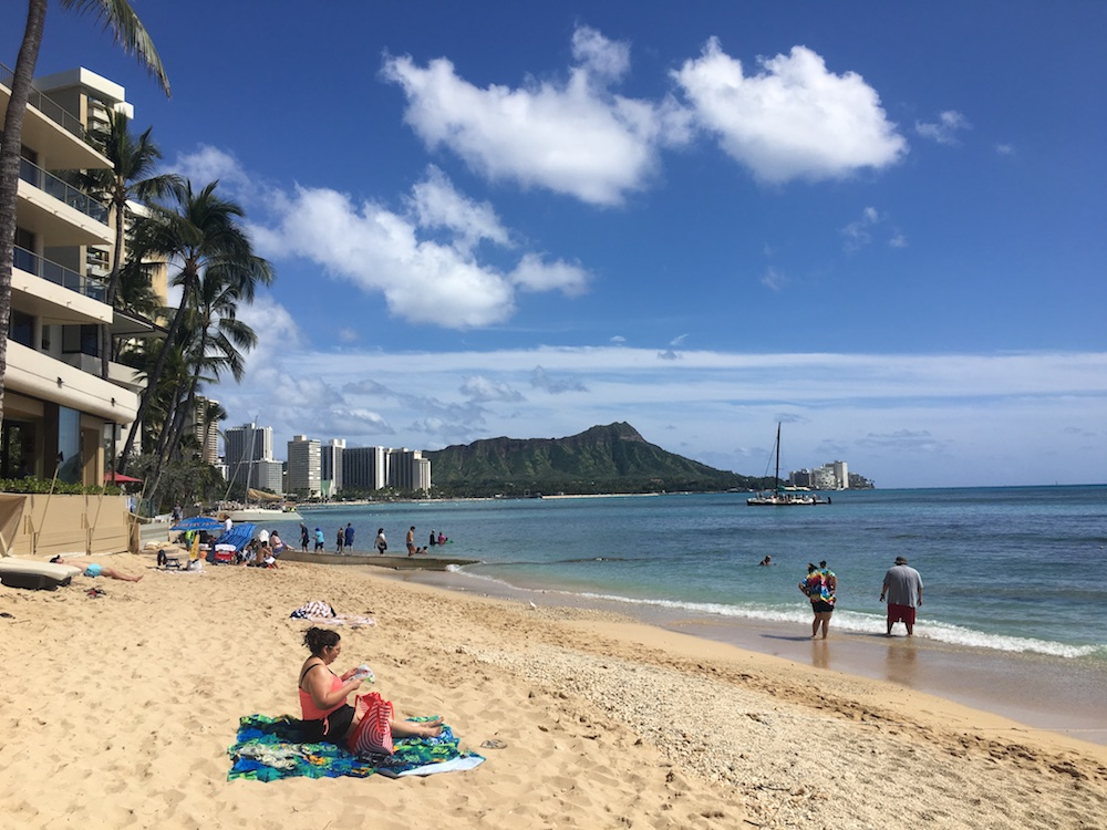 Hawaii Beach Vacation Cheap