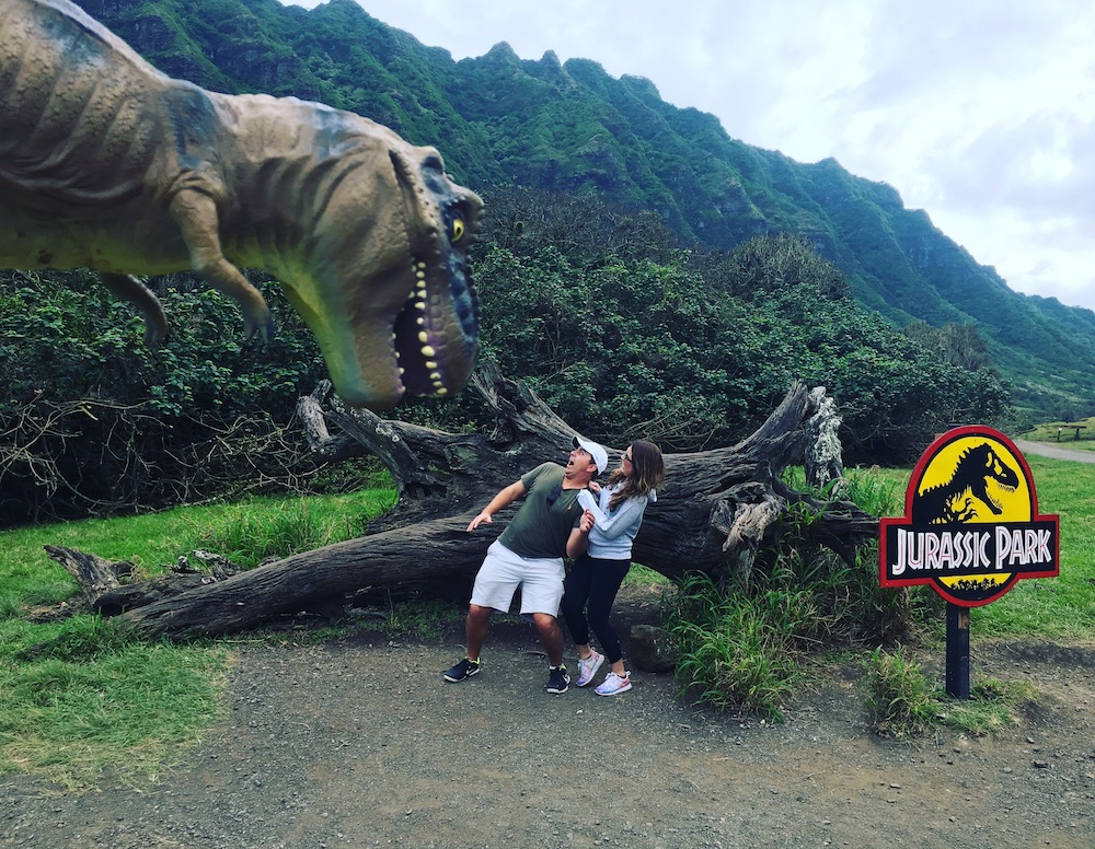 Jurassic Park Tour Hawaii