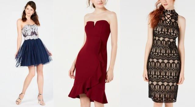 Cheap prom dresses at Macys