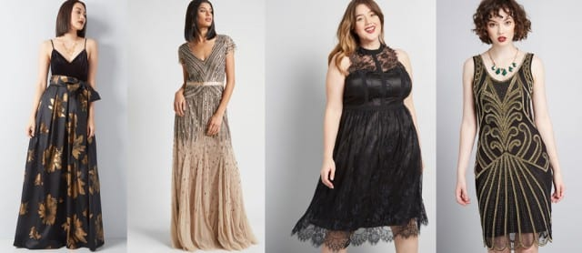 Cheap prom dresses at Modcloth