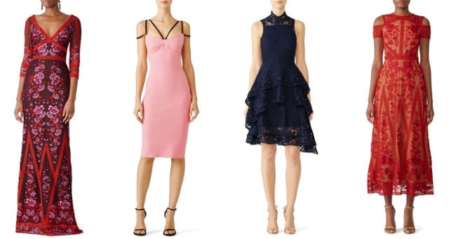 Prom dresses at Rent the Runway