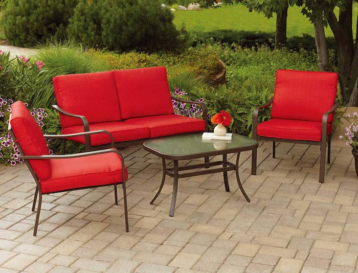 Mainstays Patio Set