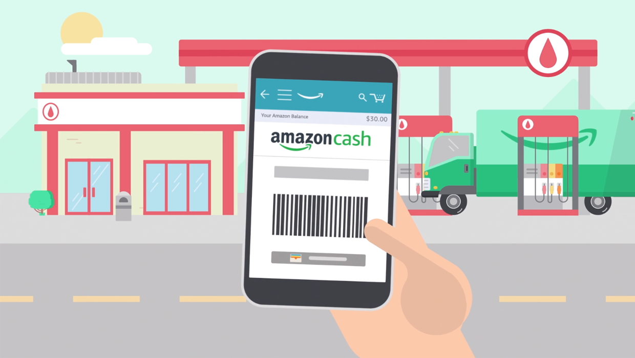 Amazon Will Give You $15 To Try Amazon Cash