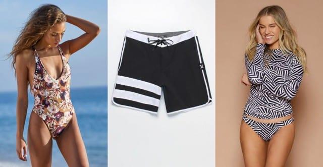 Pacsun swimwear