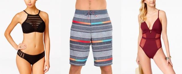 Macys swimsuits